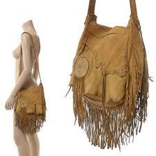 hippie fringe purse on wanelo