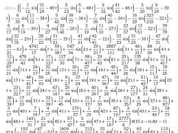 toughest math equation in the world