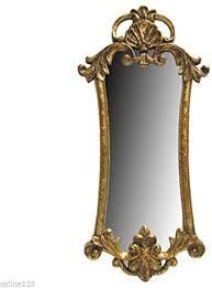 regal mirror gold vintage wall ornate