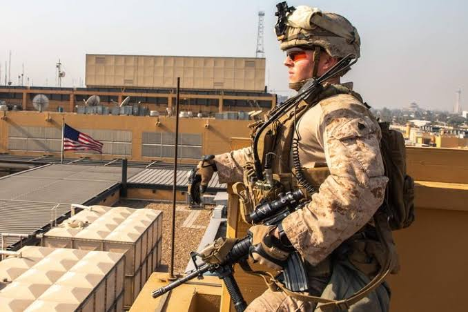 Image result for us attack iraq