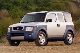 2003 11 honda element consumer guide auto