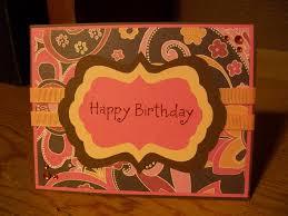 Birthday Card Tarjeta Tarjetas De Cumpleanos Cumpleanos