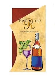 wine labels english design