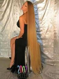 Image result for leona long blonde hair | Long hair styles, Worlds longest  hair, Extremely long hair