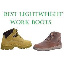 top 15 best lightweight work boots in