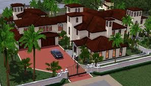 sims 3 maison de luxe construction