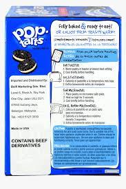 toaster pastry kellogg s pop tarts