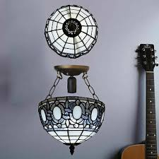 hand crafted tiffany ceiling lamps