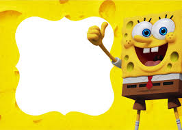 Convites Bob Esponja 05 Spongebob Birthday Spongebob Birthday