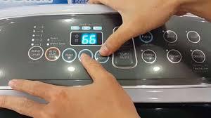 Cách reset máy giặt Toshiba, Panasonic, Samsung, Sanyo, Electrolux