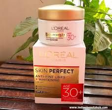 l skin perfect anti fine lines