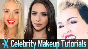 celebrity makeup tutorials topx ep 39