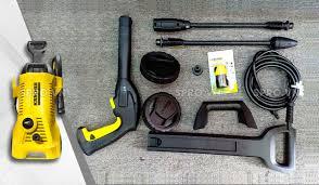 Máy xịt rửa xe gia đình Karcher K2 Full Control Car & PS 20 *EU