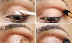 soft bronze eyeshadow tutorial chikk net