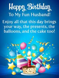birthday wishes for husband birthday