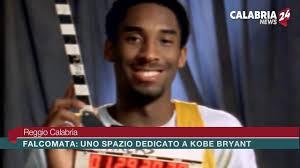 Reggio Calabria: Falcomata', uno spazio dedicato a Kobe Bryant ...