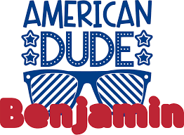 All American Dude Usa States Pride Customized Wall Decal Custom Vinyl Wall Art Personalized Name Baby Girls Boys Kids Bedroom Wall Decal Room Decor Wall Stickers Decoration Size 12x20