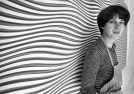 Bridget Riley | Op Art vs. Nod to a Long History of Painting ...