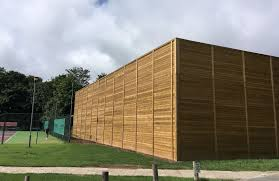 Acoustic Fencing Ireland Breezemount