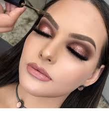 the perfect makeup for thanksgiving