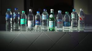 particles found in bottled water