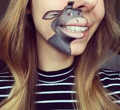 makeup artist turns your favorite
