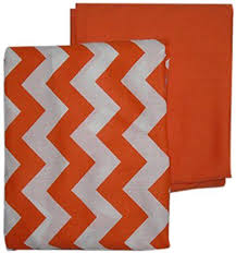 baby doll bedding chevron and solid