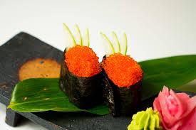 Trứng cá chuồn/ トビッコ – NHÀ HÀNG NHẬT BẢN TẠI HÀ NỘI - NHÀ HÀNG KIẾN ĐỎ  AKAARI