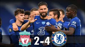 Liverpool vs Chelsea 2-4 - All Goals & Extended Highlights - 2020 ...