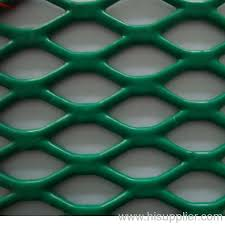 Flattened Pvc Coated Expanded Metal Fence From China Manufacturer Anping Yilida Metal Mesh Co Ltd