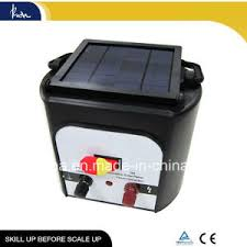 China High Power 1 2j Solar Fence Energizer Sfc Kc S120 China Solar Fence Controller Battery Powered Energisers