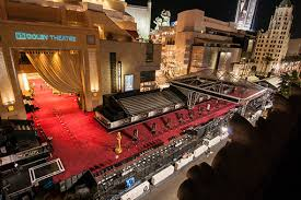 tour information dolby theatre