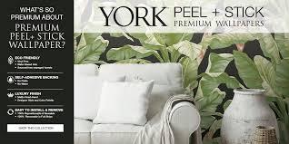 york wallerings wallpaper designed