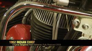 vine indian motorcycle collection