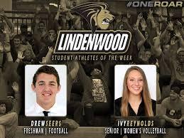 Congrats, Ivy Reynolds! - Lindenwood University Women's Volleyball |  Facebook