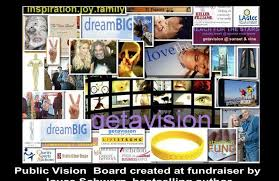 Joyce Schwarz and The Vision Board Institute creates large room ...