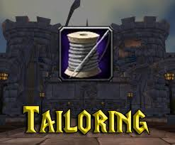 Making Classic WOW Gold with Professions Tailoring