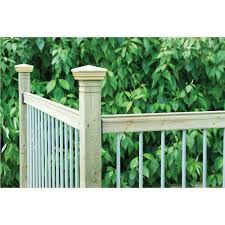 Wickes Traditional Deck Railing Kit 952 X 1816mm Silver