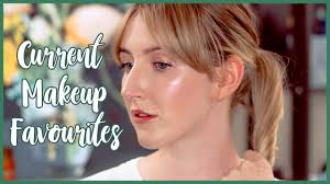 cur everyday makeup routine