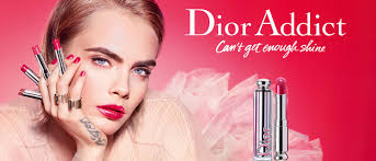 homepage and news makeup dior