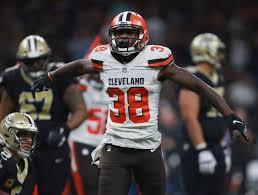 "Cleveland Sports Talk on Twitter: ""Breaking: Browns cut CB T.J. Carrie, TE  Demetrius Harris, G Eric Kush and LB Adarius Taylor.… """