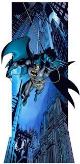 Amazon Com Batman Flying Large Wall Decal Arts Crafts Sewing