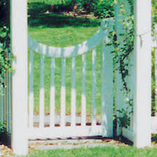 Arbor With Gate Ply Gem