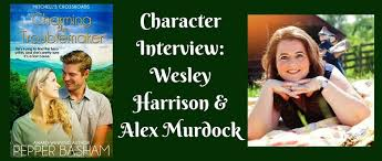 Character Interview: Wesley Harrison and Alex Murdock – Toni Shiloh