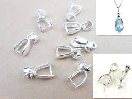 60x 3sizes 925 sterling silver findings