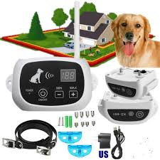 Pet Outdoor Fence Waterproof Rechargeable Shock Electric Dog Fencing Tp16 1