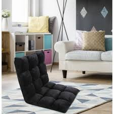 Esme Kids Recliner Chair Black Chic Home Target