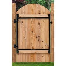 Adjust A Gate Original Series 36 In 60 In Wide Gate Opening Steel Gate Frame Kit Ag36 The Home Depot