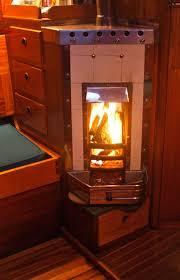 simpson lawrence marine wood heater
