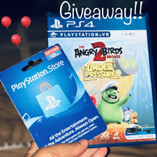 Giveaway Time ~ The Angry Birds 2 Movie PS4 VR Game & More! - BB ...